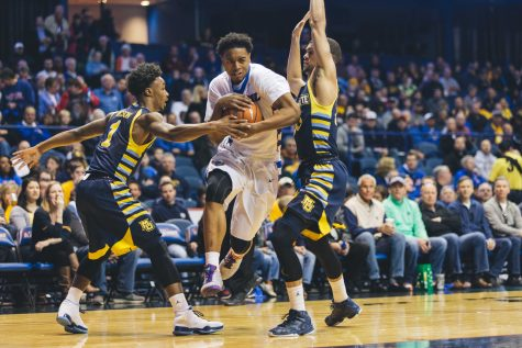 Blue Demons look for better showing against Marquette second time around