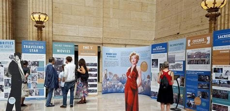 Union Station's new exhibit showcases Chicago film and travel