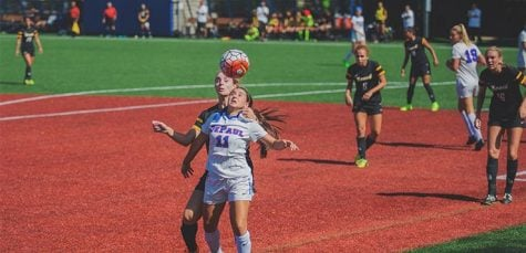 Women's soccer moves into Big East play