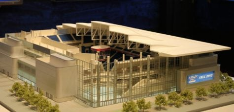 DePaul arena naming rights take center stage
