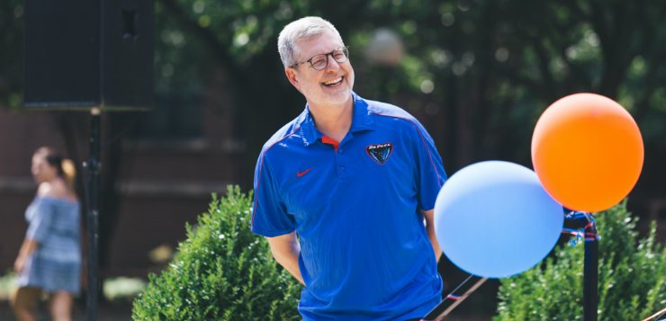 Holtschneider begins last year at DePaul on positive note
