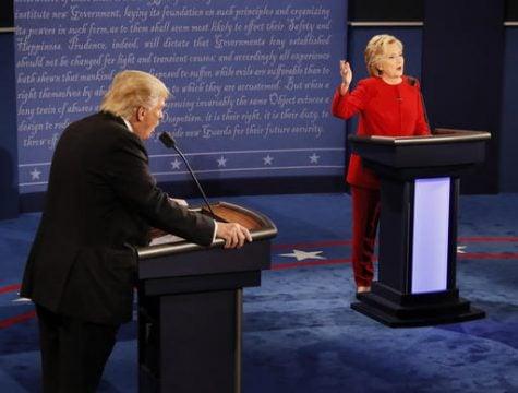 Fact Checking the debate