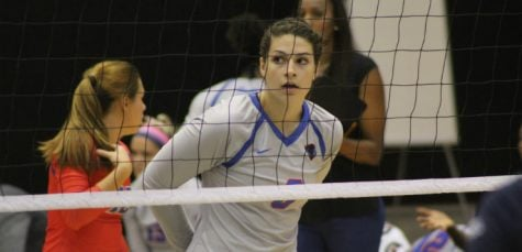 Anderson becomes young star for volleyball