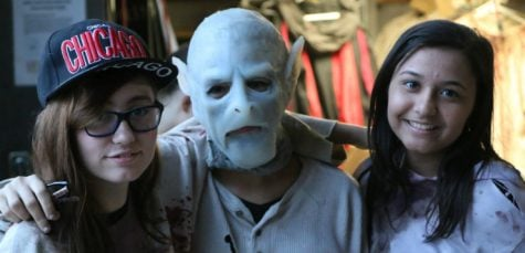 A look into the actors at Statesville Haunted Prison