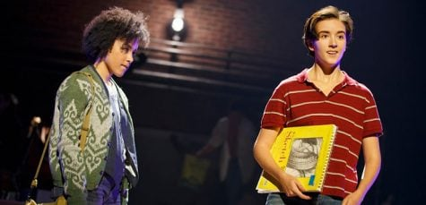 "Actress tours country in Broadway production, ""Fun Home"""