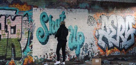 DePaul student ventures in Chicago's underground graffiti world