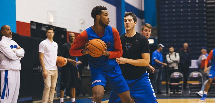 Transfers look to make immediate impact for men's basketball