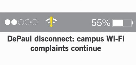 Campus Wi-Fi complaints continue