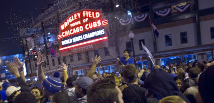 Cubs fans reflect on the World Series win of a lifetime