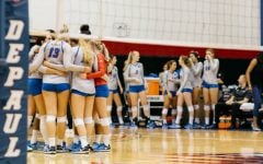 Marie Zidek takes over DePaul's volleyball program