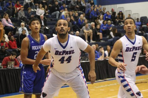 DePaul men's basketball quashes Rockhurst 79-53 in exhibition