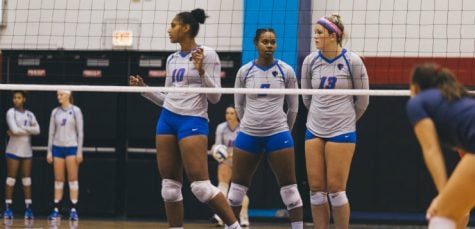 Volleyball reflects on successful 2016