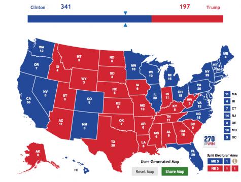DePaulia editors predict election outcomes