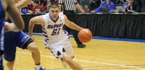 Men dispatch of Rockhurst 79-53