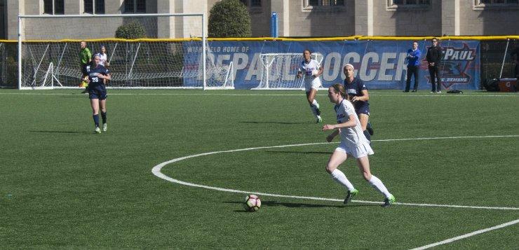 Women's soccer falls in Big East tournament