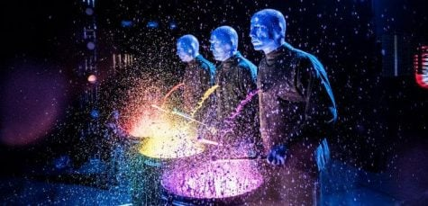 Blue Man Group celebrates 25 years of bringing blue to Chicago