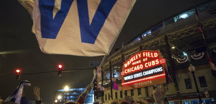 Commentary: the World Series moment