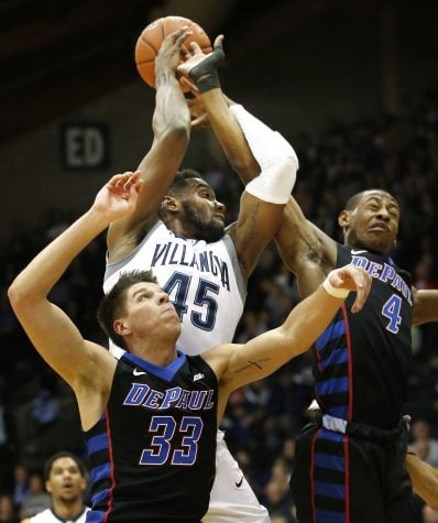 DePaul men's basketball's upset bid falls short at No. 1 Villanova 68-65