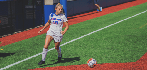 DePaul advances to the Big East finals women's soccer