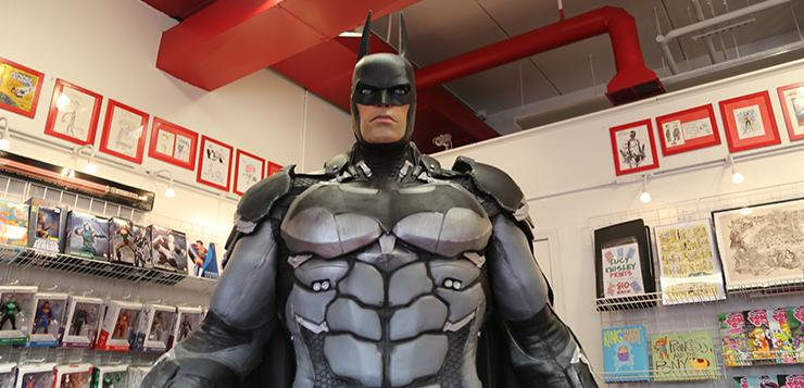 Comic book stores still thriving in Chicago
