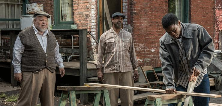 """August Wilson play """"Fences"""" comes to big screen"""