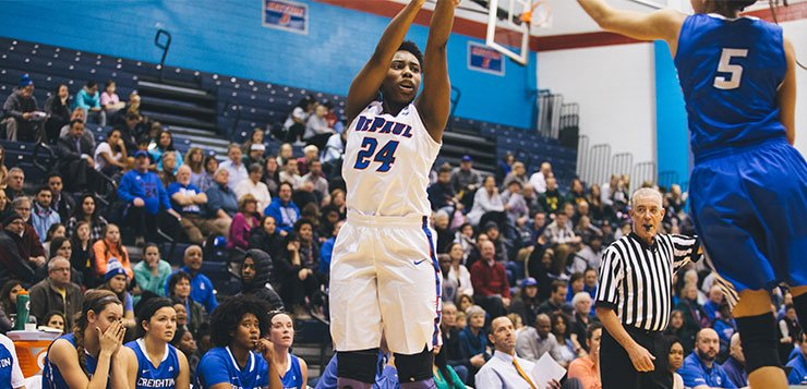 Injuries, wins pile up for DePaul women's basketball
