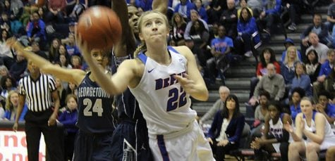 Women's basketball heads to Milwaukee for the Big East Tournament