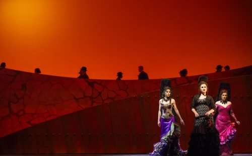 2/8/17 3:52:09 PM  The Lyric Opera Chicago Presents Georges Bizet  Carmen © Todd Rosenberg Photograpy 2017