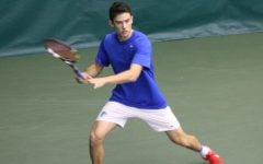 Men's tennis moves to 6-0