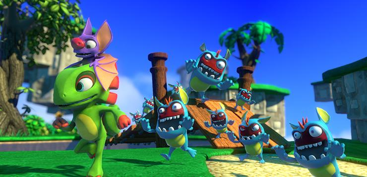 Five video games to play this year