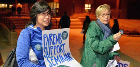 School seminar near Chicago sparks civil rights, race debate
