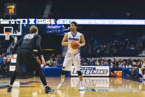 DePaul falls to Xavier in Allstate Arena Farewell