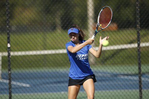 DePaul Women's Tennis