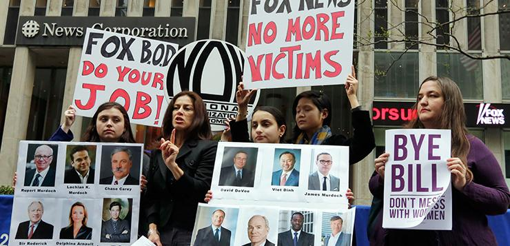 Boy, bye: Fox fires Bill O'Reilly a little too late