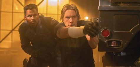 "Dax Shepard and Michael Peña talk ""CHiPs"""