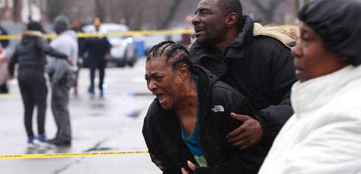 Five killed in weekend shooting sprees, CPD promises more cops on duty
