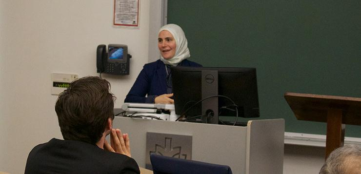 Conference examines global response to Syrian refugee crisis