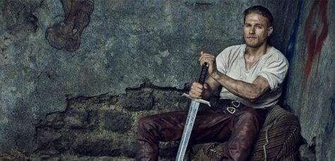 "Charlie Hunman talks ""King Arthur: Legend of the Sword"""