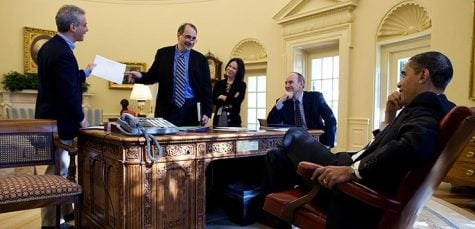 Obama advisor David Axelrod on significance of political involvement