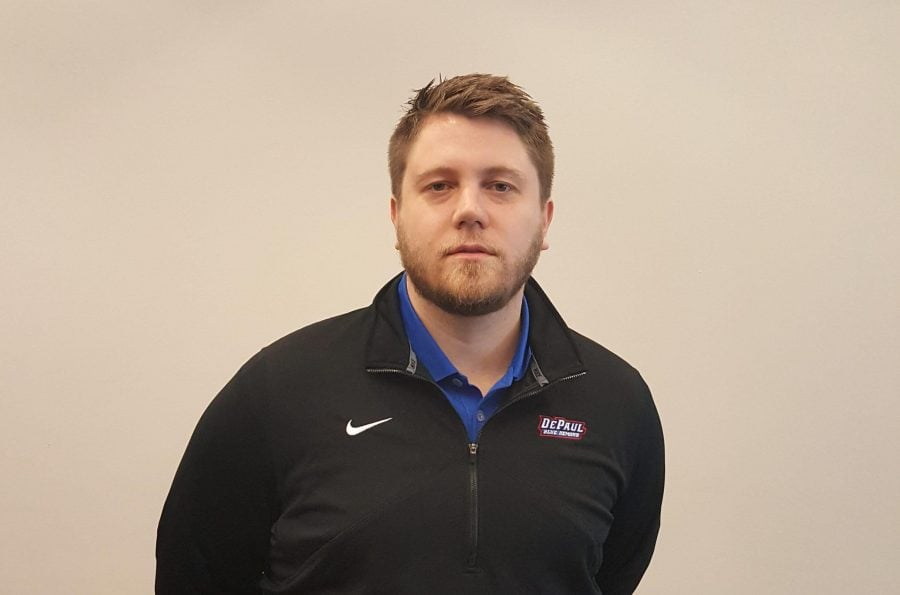 New DePaul men's basketball assistant coach Heirman brings experience, youth