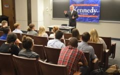 Chris Kennedy visits DePaul, discusses hope for Illinois