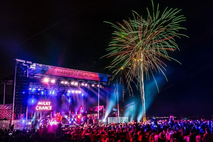 Chicago's beachside festival to celebrate city's musical history with Green Velvet