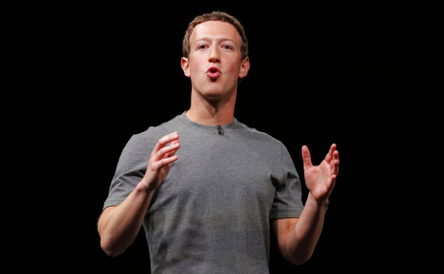 On Thursday, Sept. 21, Facebook CEO Mark Zuckerberg said that Facebook will provide the contents of 3,000 ads bought by a Russian agency to congressional investigators.  (Manu Fernandez/AP)