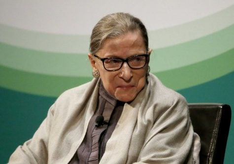 Justice Ruth Bader Ginsburg shares life experiences with Chicago