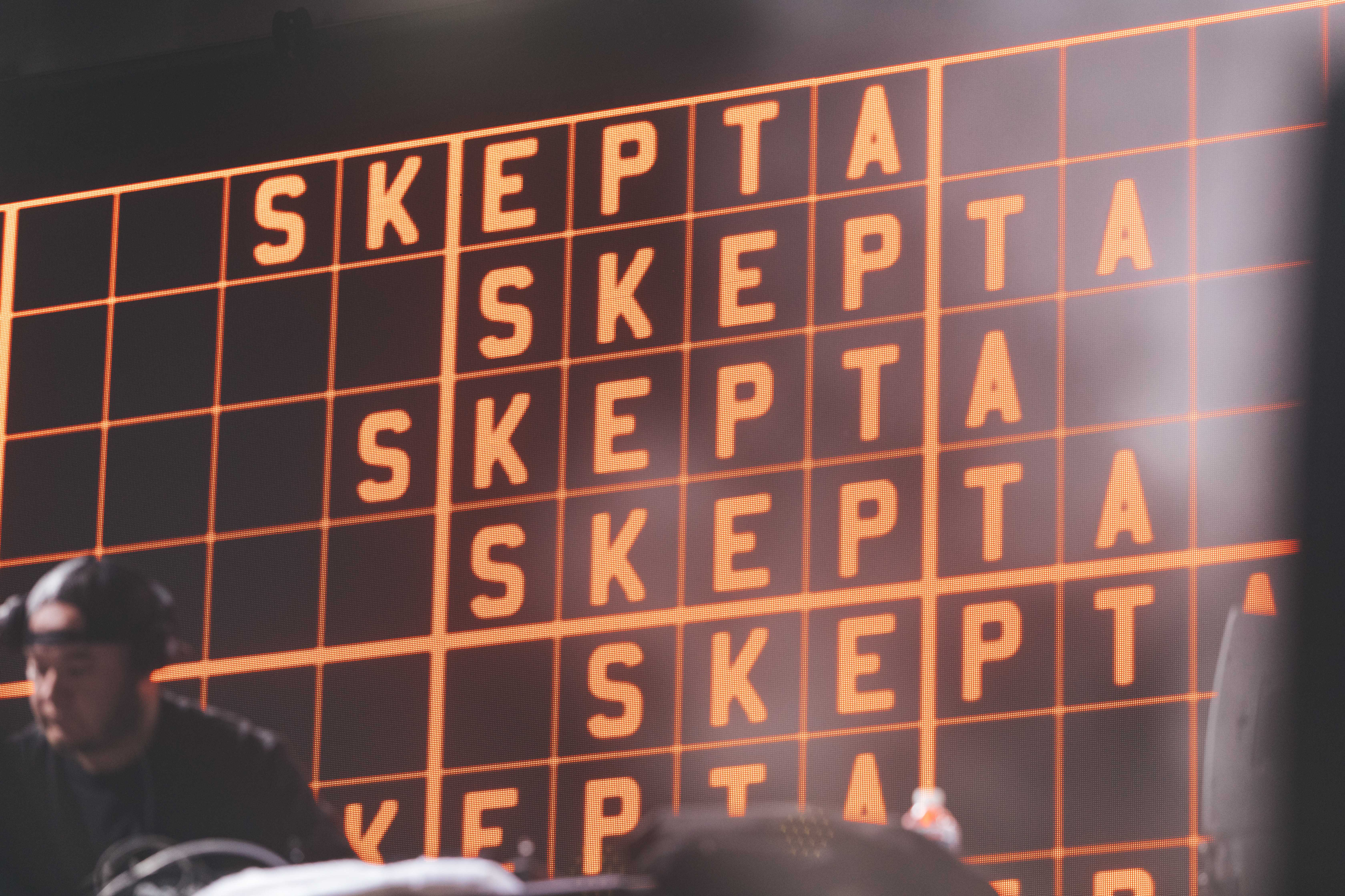 Skepta+performed+Sunday+afternoon.+%28Josh+Leff%2C+The+DePaulia%29