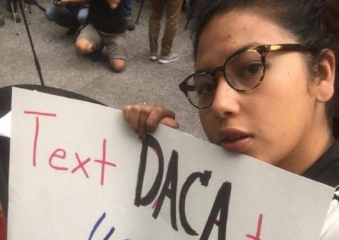 """No human being is illegal"": DePaul students respond to DACA repeal"
