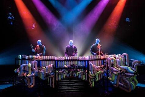 Blue Man Group celebrates 20 years