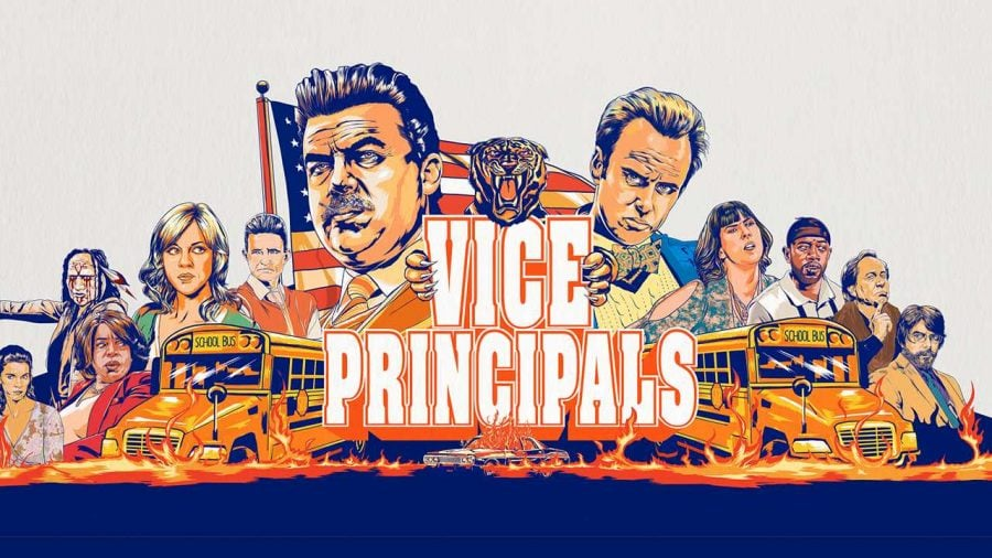 """""""Vice Principals"""" is created by Danny McBride and Jody Hill with episodes directed by David Gordon Green.  (Courtesy of HBO)"""