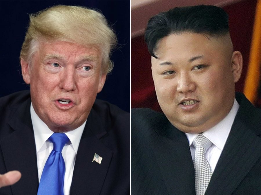 International tensions have been rising as North Korea continues to test nuclear weapons. (Photo courtesy of The Associated Press)