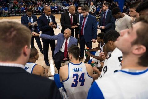 Blue Demons battle Friars in FS1 all-access game